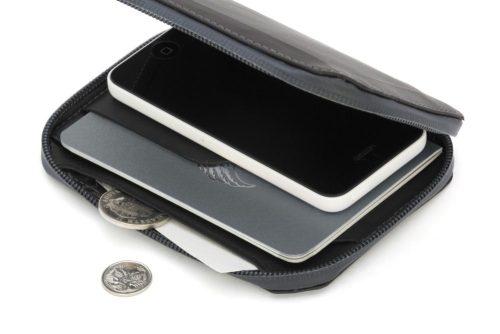 Bellroy elements travel wallet | Long-Haul Flight Essentials