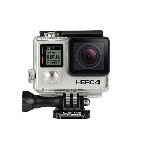 GoPro Hero4 Silver - traveler holiday gift guide
