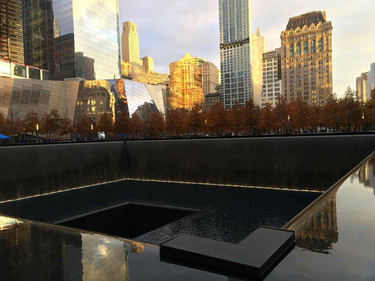 9/11 Memorial Reflecting Pools