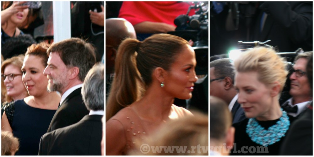 Red Carpet 2015 Celebrity Collage
