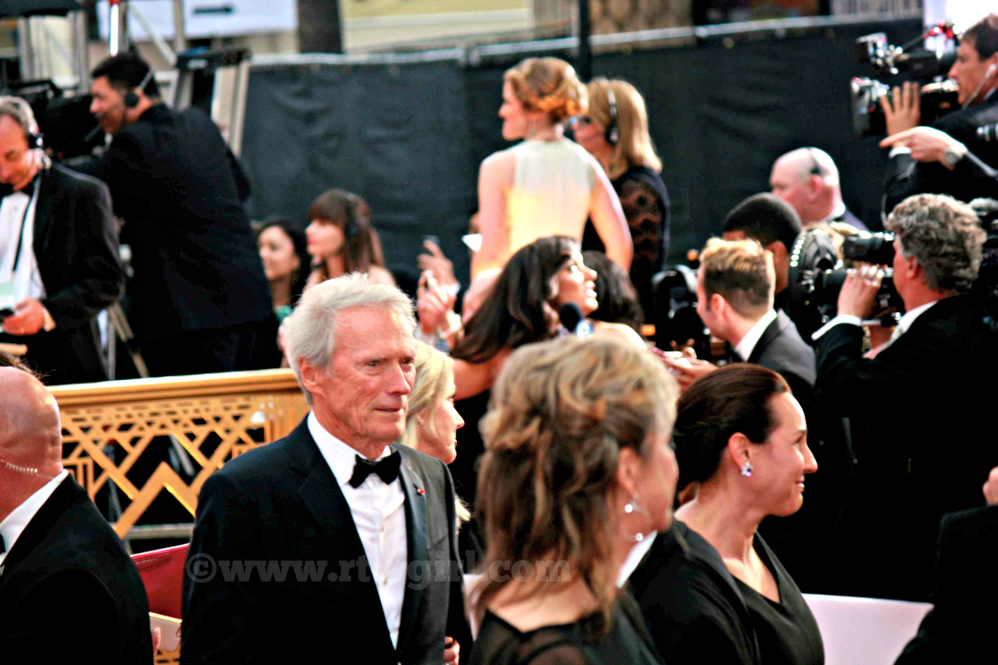 Clint Eastwood Watermark