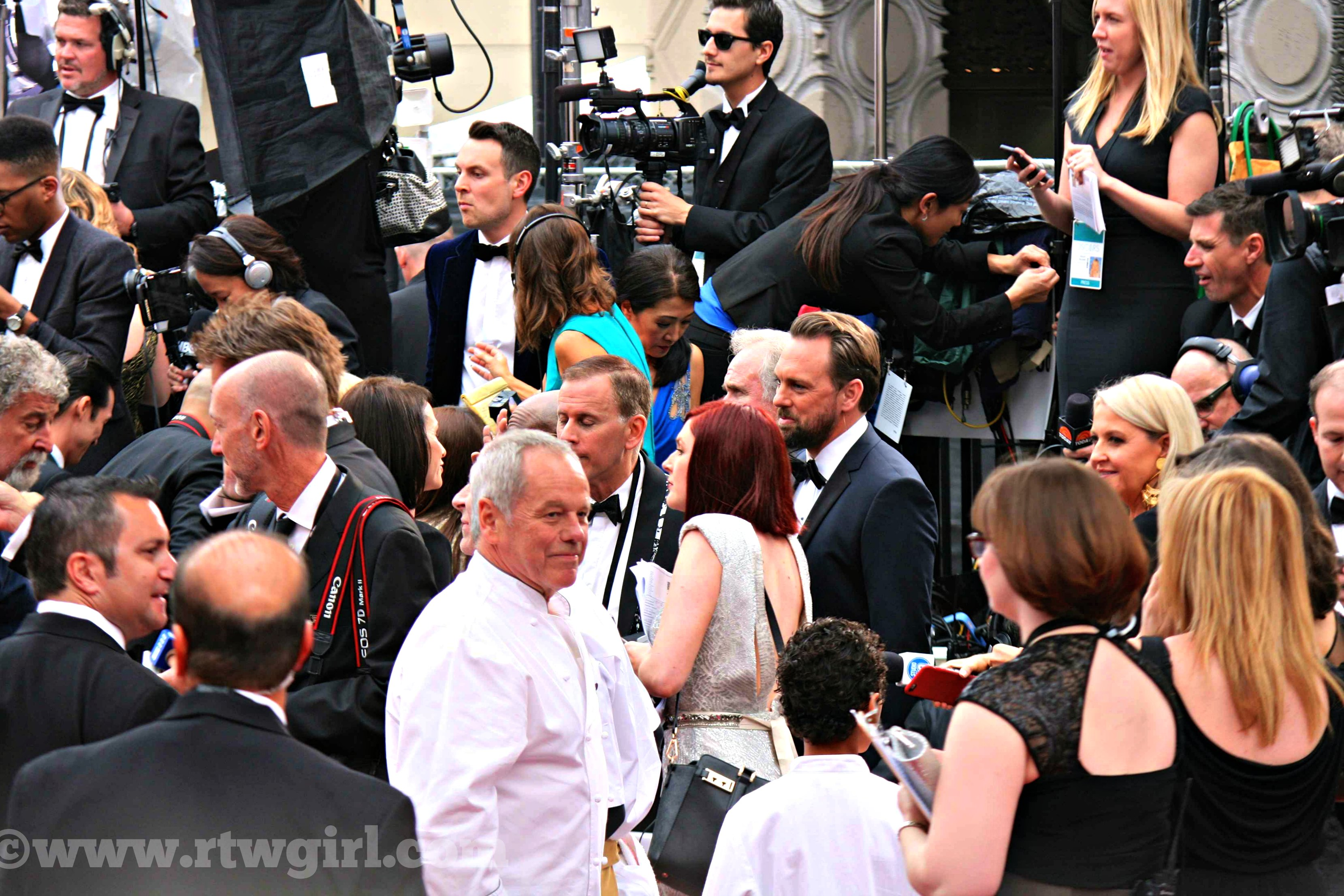 Wolfgang Puck Red Carpet 2015