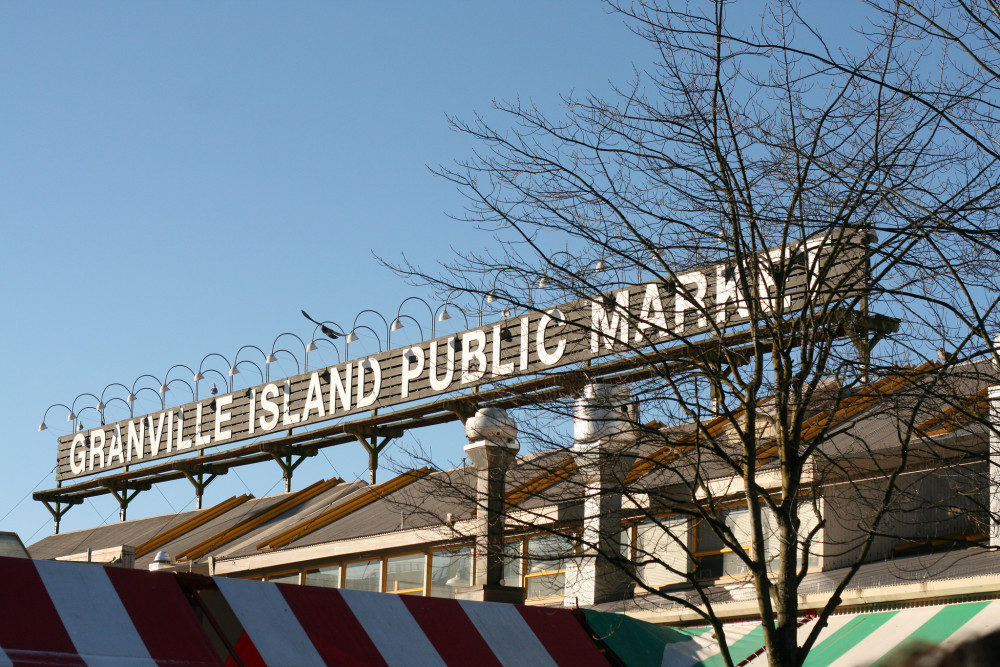 Granville Island Vancouver - Best Food Markets In The World