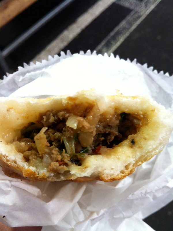 Borek at Queen Victoria Market Melbourne
