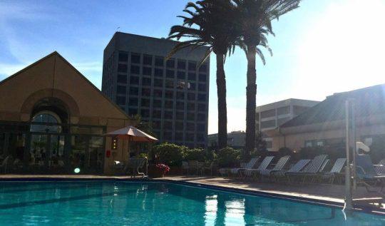 Fairmont San Jose | www.rtwgirl.com