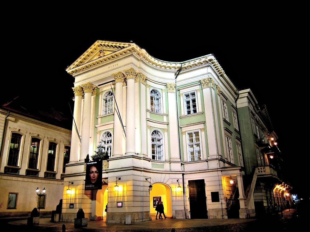 The Estates Theatre or Stavovske Divadlo