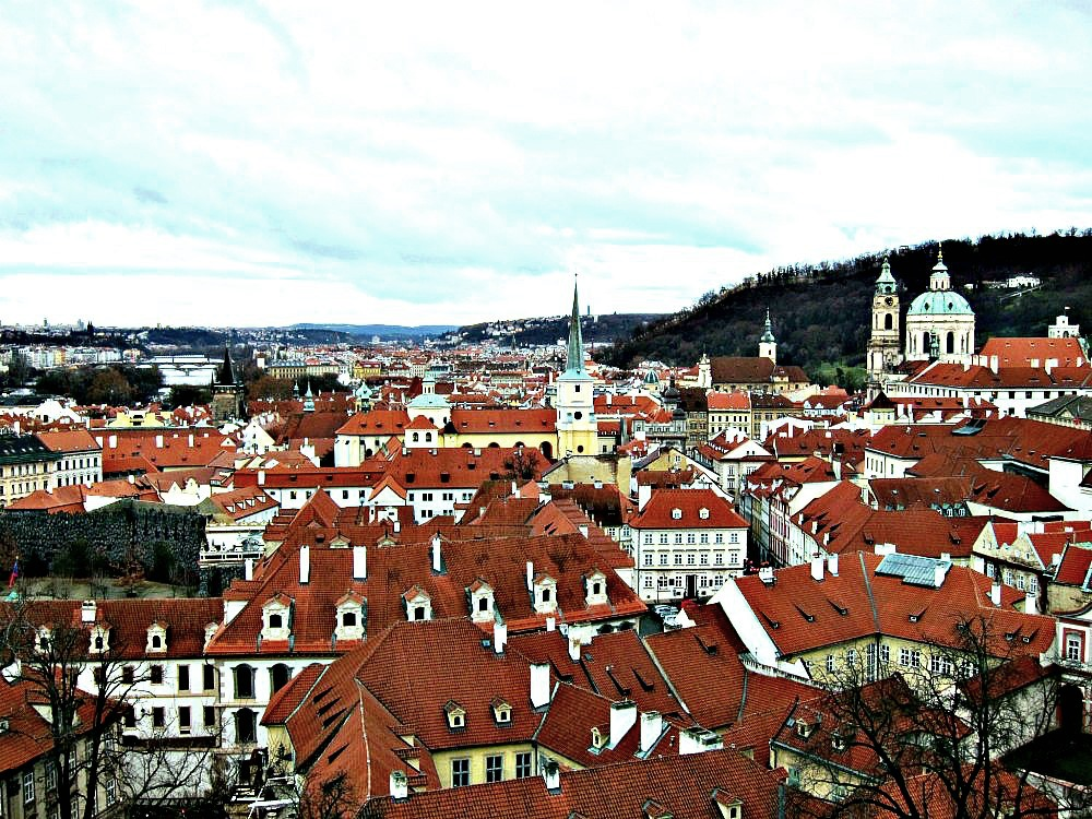 Prague Rooftops | www.rtwgirl.com