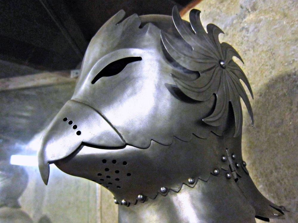 Prague Castle Armor | www.rtwgirl.com