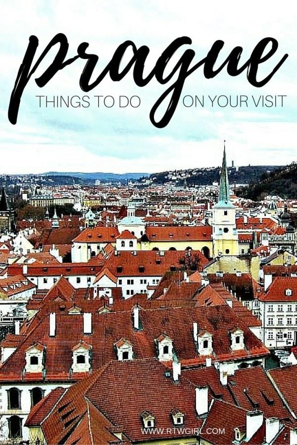 A Prague Photo Diary