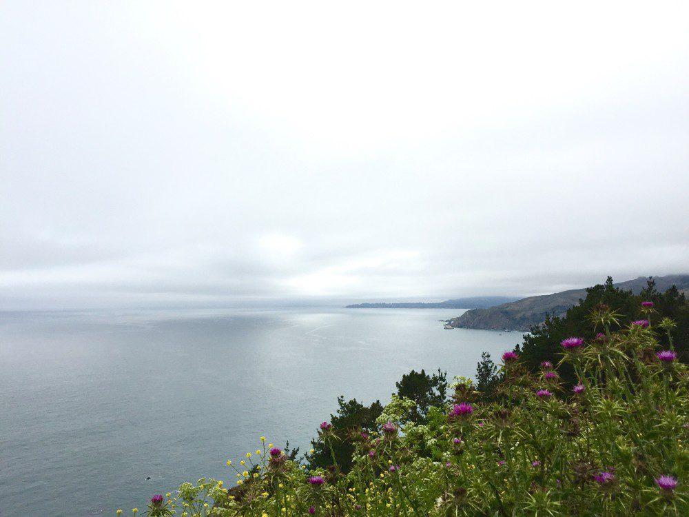 Muir Beach Overlook - California Road Trip