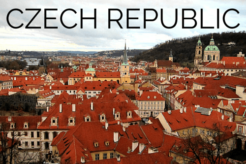 CZECH REPUBLIC TRAVEL GUIDES