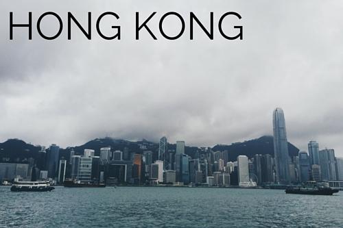 HONG KONG TRAVEL GUIDES