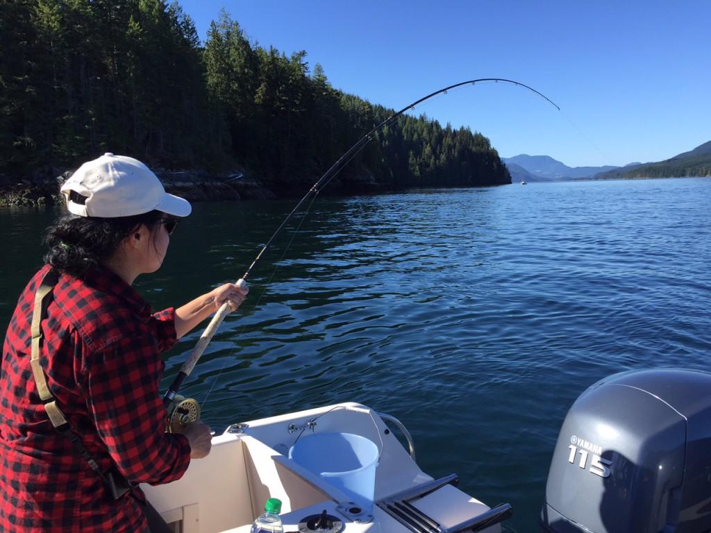 Fishing at Sonora Resort