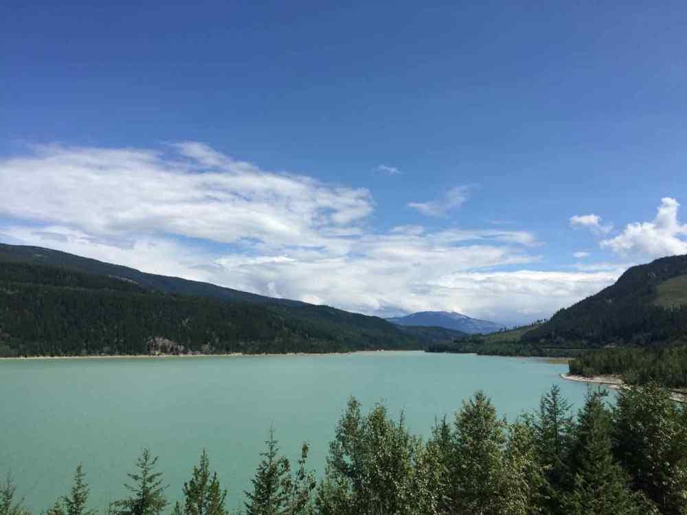 Kinbasket Lake, BC | www.rtwgirl.com