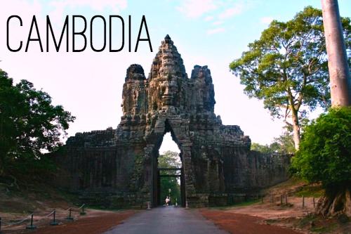 Cambodia TRAVEL GUIDES