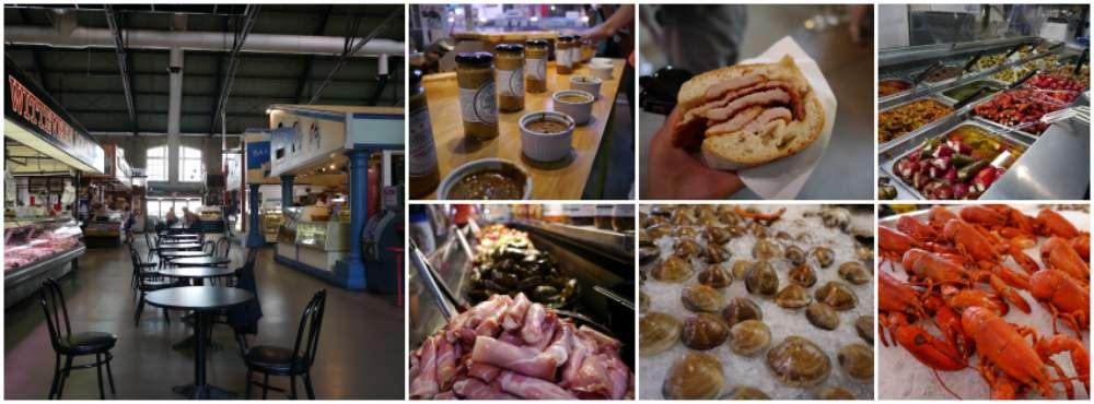 St Lawrence Market - Toronto Food Guide