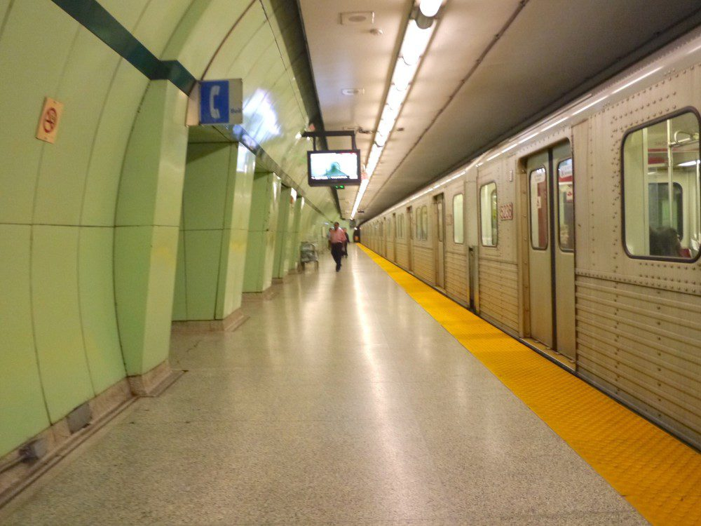 Toronto Subway TTC