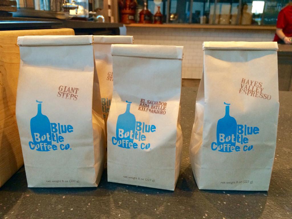 Blue Bottle DTLA - Los Angeles Coffee | www.rtwgirl.com