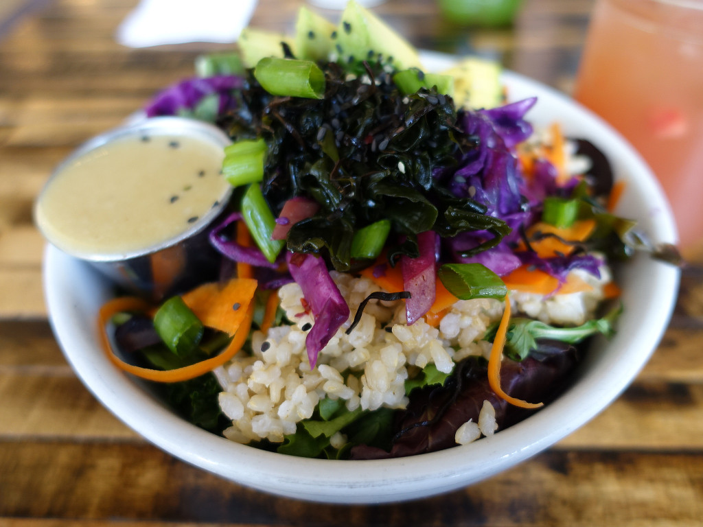 Harlow vegan Portland food