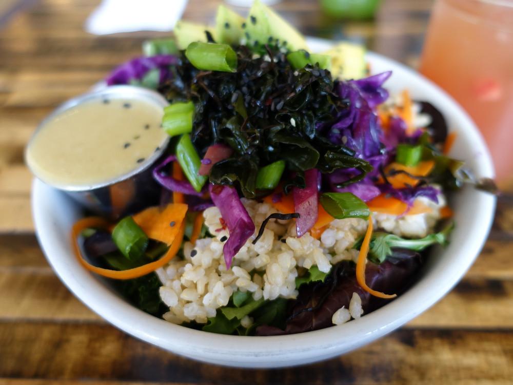 Harlow Vegan Food in PDX