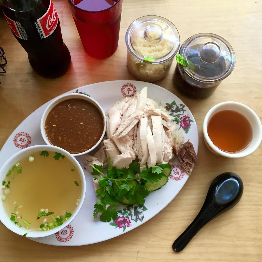 Nong's Khao Man Gai - Portland food