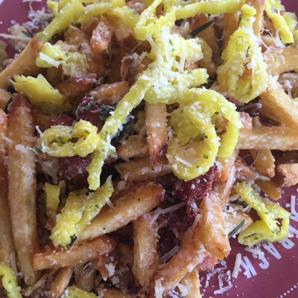 Lardo Portland food
