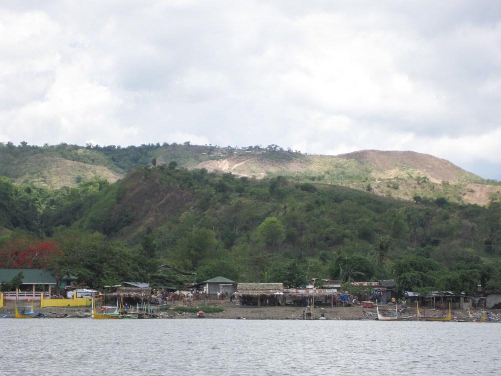 Philippine Volcano Day Trip