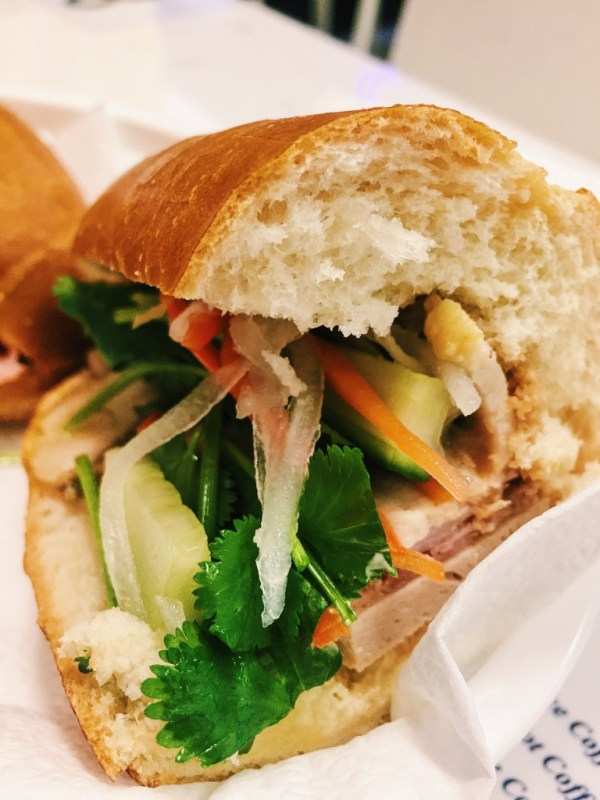 Banh Mi at Rose VL Deli