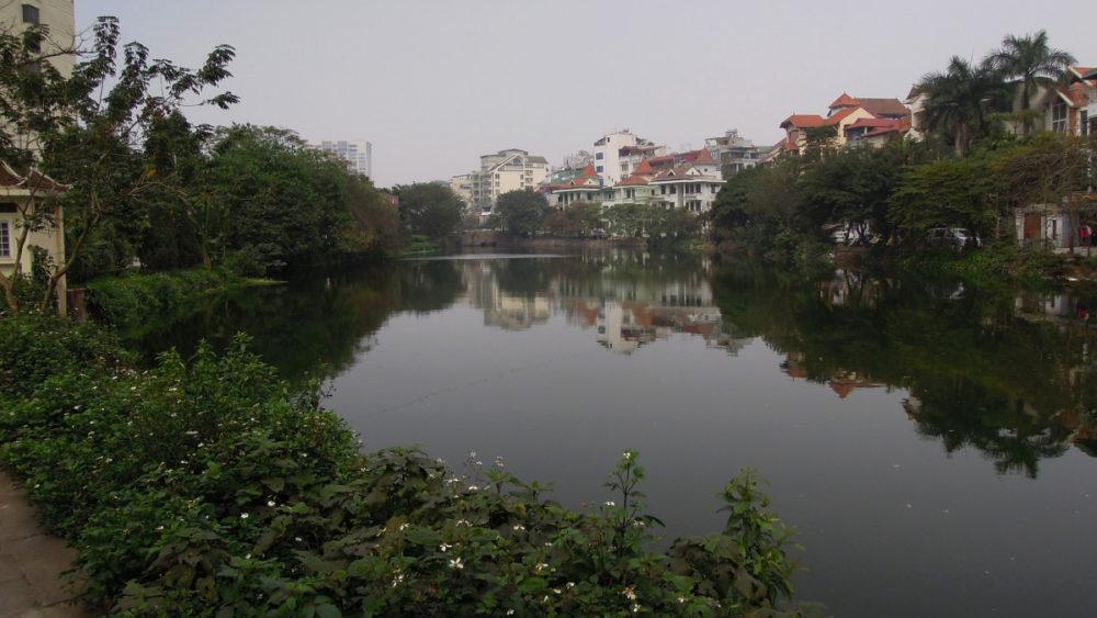 West Lake Vietnam