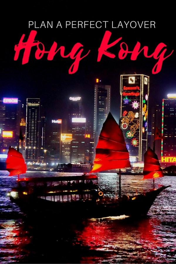 Plan A Perfect Hong Kong Layover