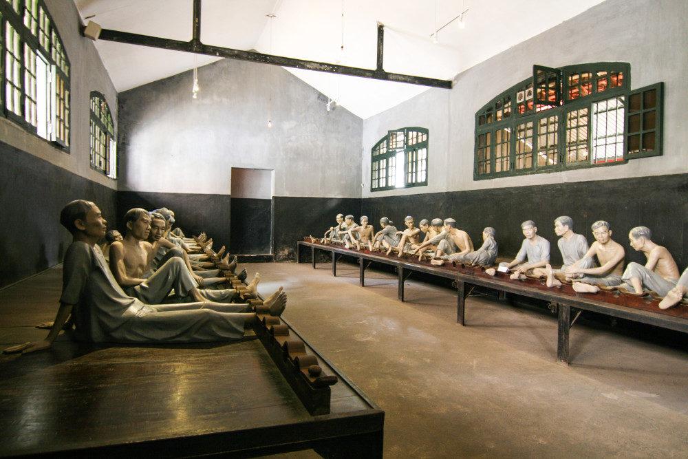 Hoa Lo Prison Vietnam Hanoi Hilton