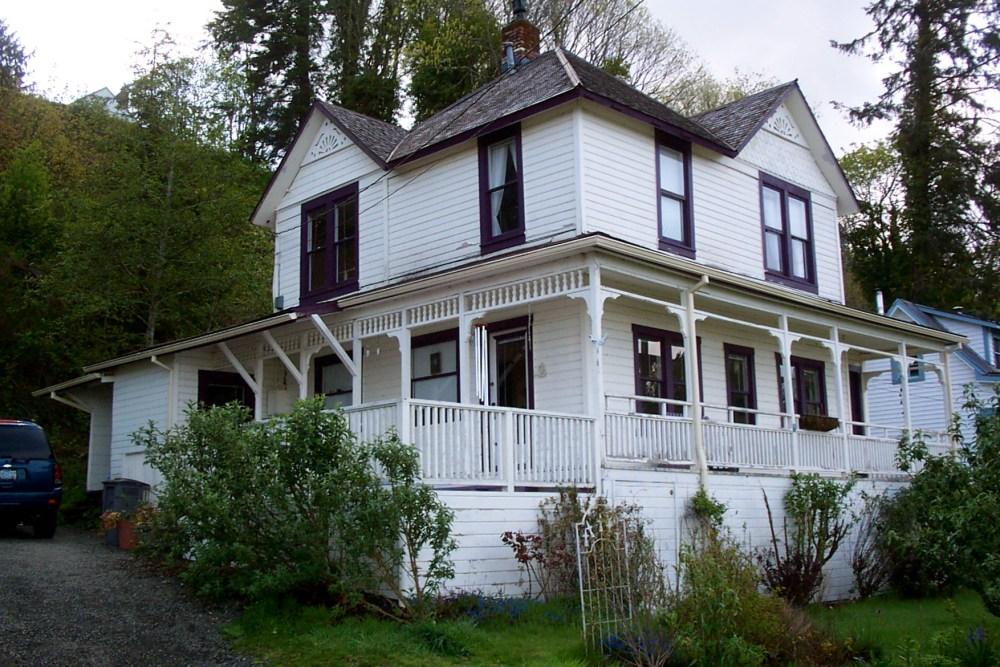 Goonies House Astoria