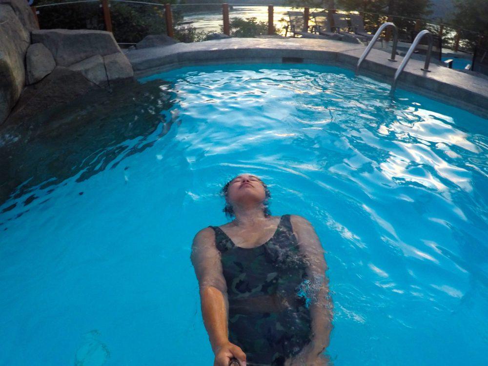Sonora Resort GoPro Selfie