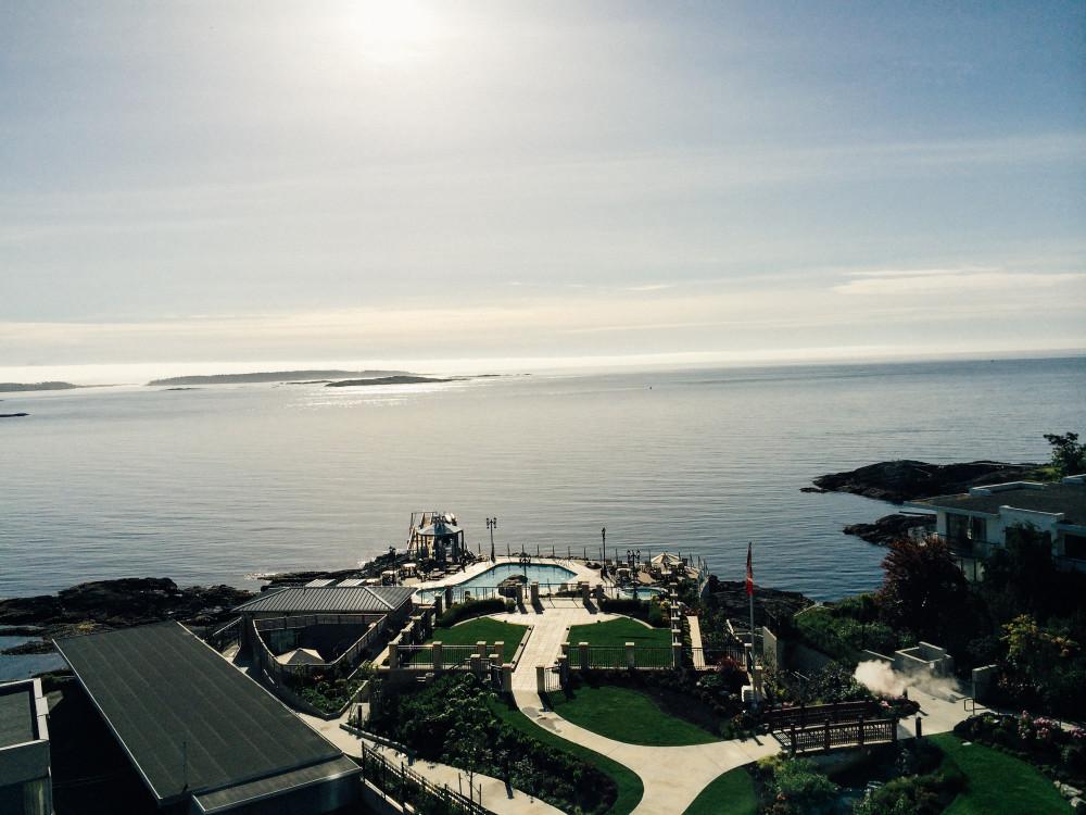 Oak Bay Beach Hotel | www.rtwgirl.com