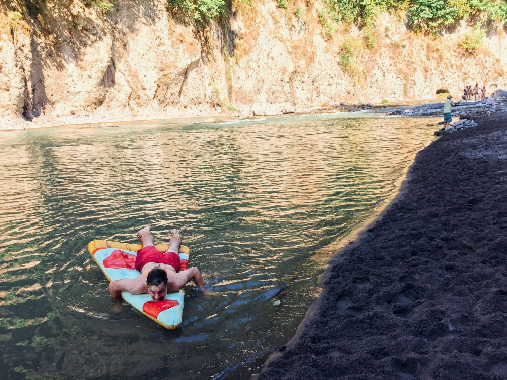 River Hangs