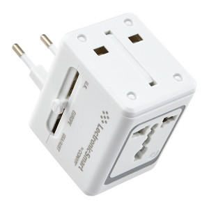 Universal Travel Plug Adapter