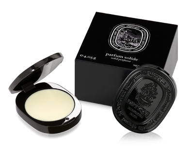 Diptyque solid fragrance