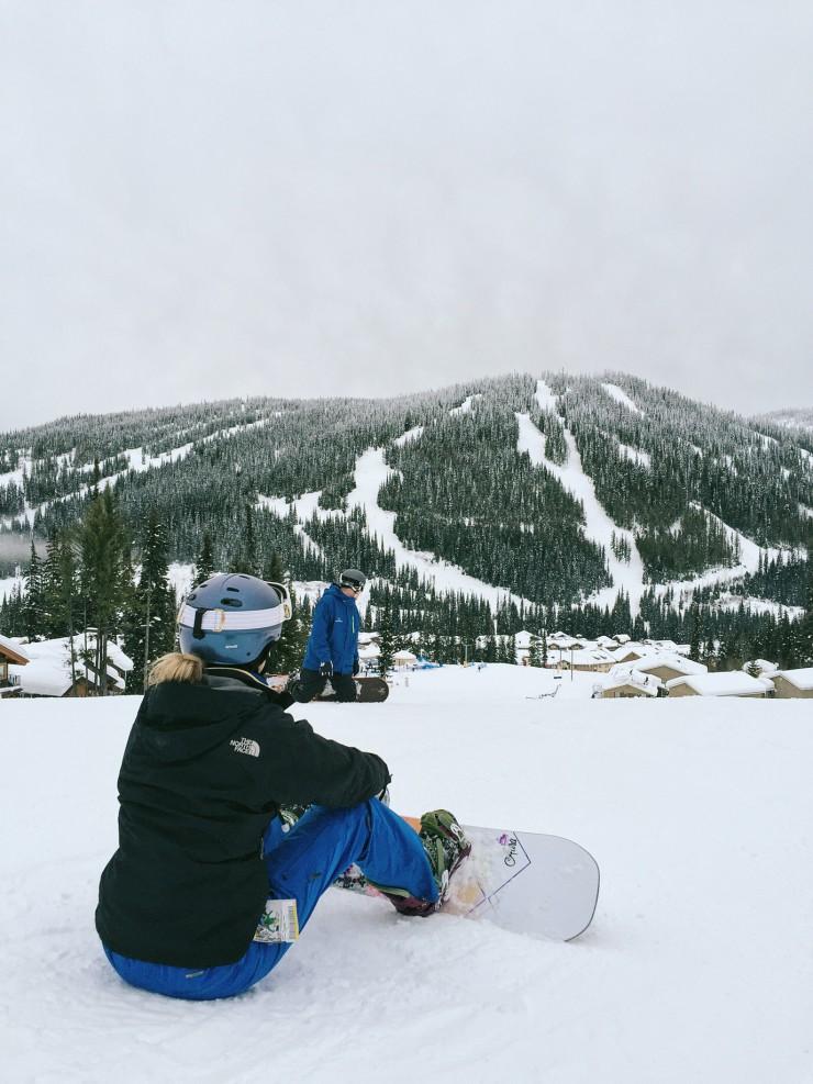 Sun Peaks Snowboard Crew