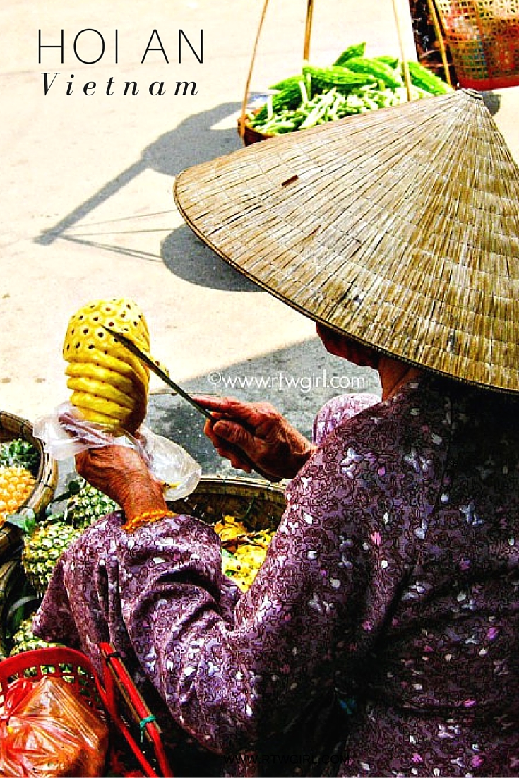 Hoi An Vietnam | www.rtwgirl.com