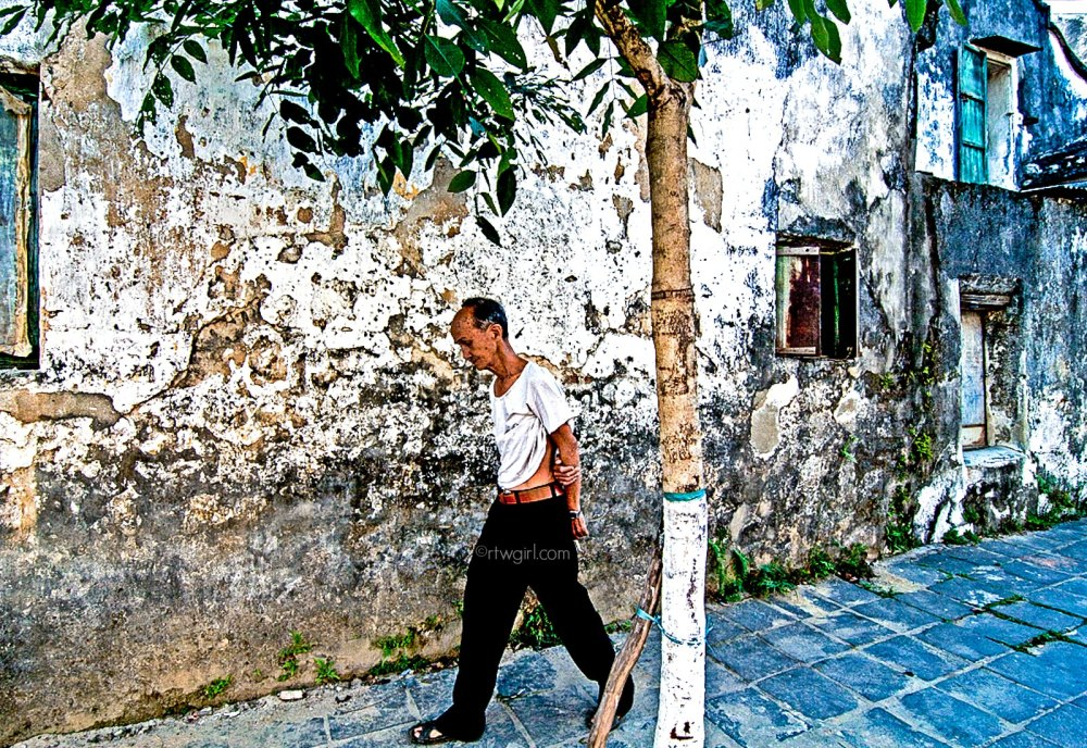Man in Hoi An