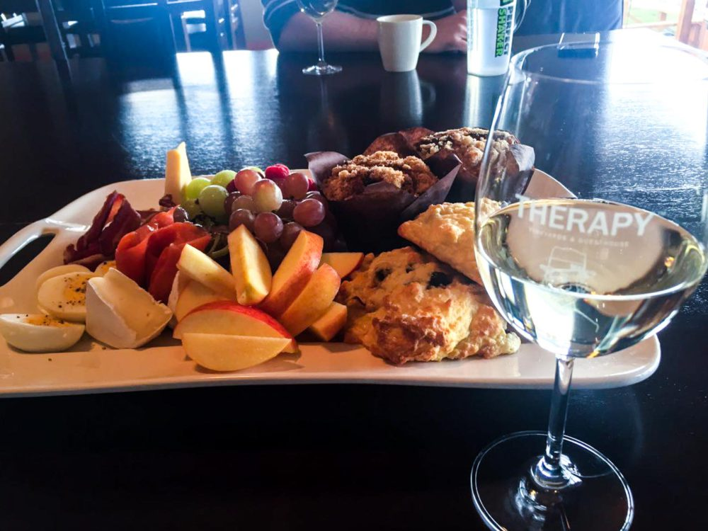 Therapy Vineyard and Guesthouse - Okanagan Wine Country