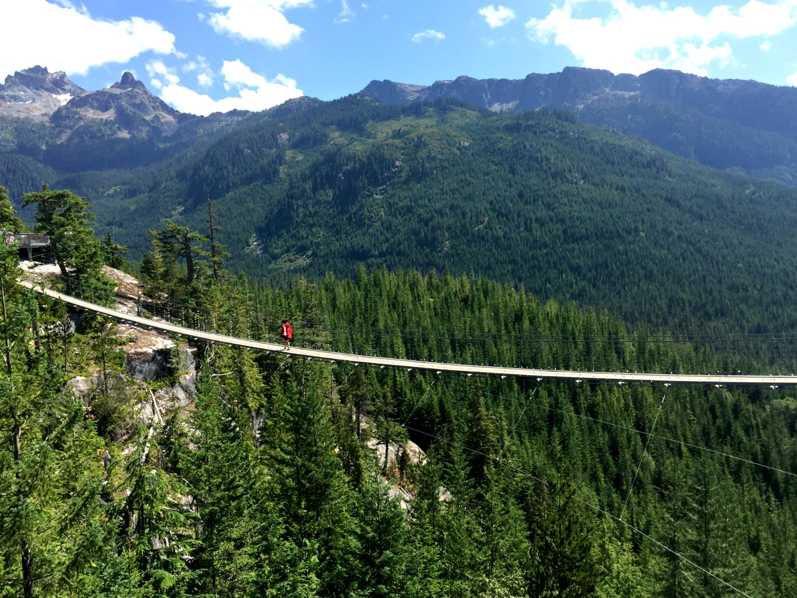 Sea To Sky Gondola - A Squamish Day Trip