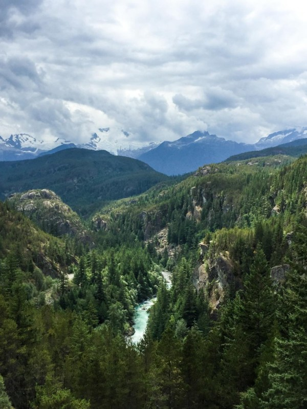 Tantalus Lookout - A Squamish Day Trip