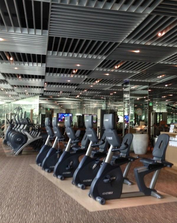 Travel Fitness - Aria Las Vegas Hotel Gym