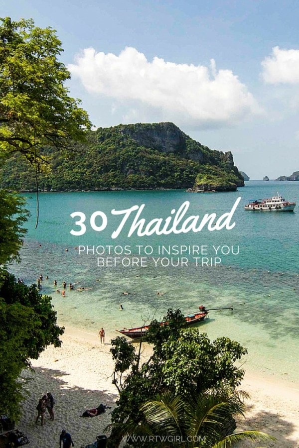 30 Thailand Photos To Get You Inspired For Your Trip! | rtwgirl