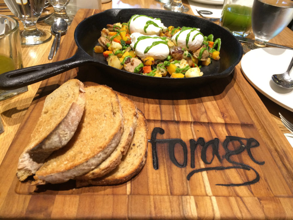 Forage Vancouver Breakfast