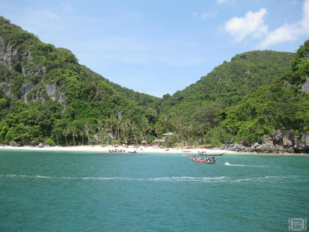 Angthong Marine National Park - Thailand Photos