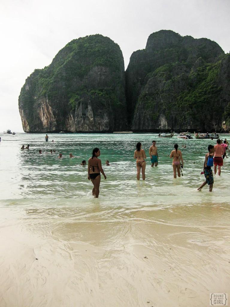 Thailand Photos - Maya Bay| www.rtwgirl.com