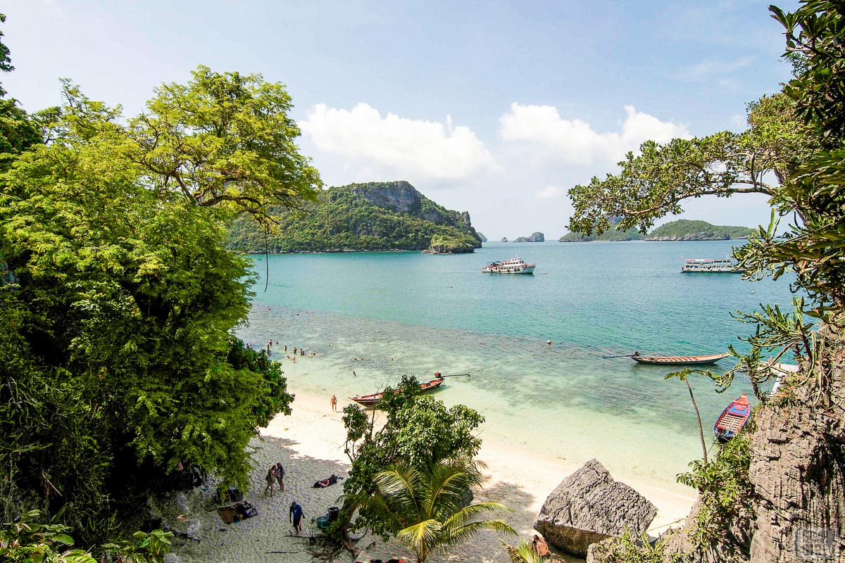 Thailand Photos - Angthong Marine National Park