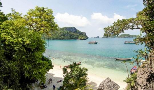 Thailand Photos - Angthong Marine National Park